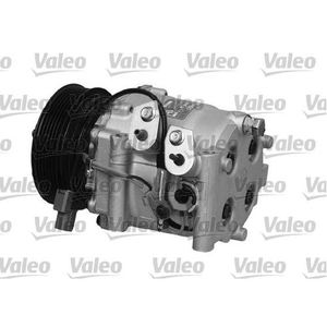 "30-8185 | Valeo-AC-Kompressori Civic/Accord ->06 ""Sanden-TRSA09"" UUSI"