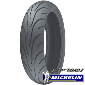 38-29091 | Michelin Pilot Road 2 170/60ZR17 M/C (72W) TL Taakse