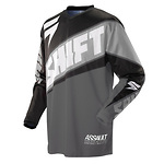 Shift-Assault-Race-motocrosspaita-harmaa-M