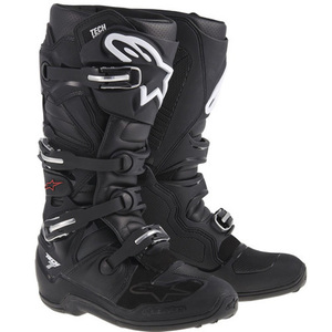 38-31542 | Alpinestars Tech 7 crossisaappaat musta 13