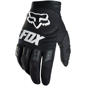 38-34208 | Fox Dirtpaw Race ajohanskat musta 3XL
