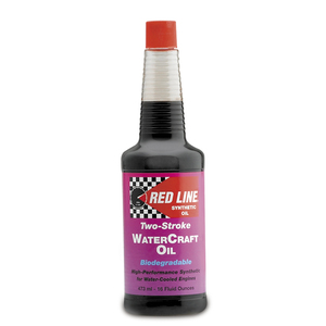 40-00058 | Red Line 2T watercraft injection oil 473ml