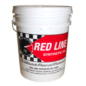 40-00064 | MP Red Line Fork Oil 5 LightWeight 18,9L
