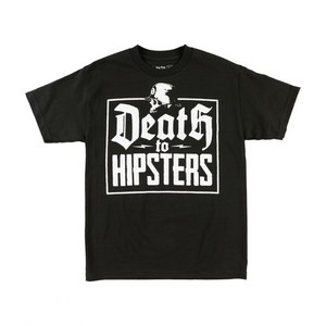 40-00930 | Metal Mulisha NO HIPSTERS T-paita