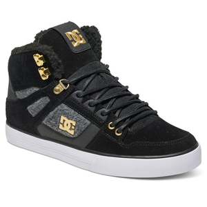40-03188 | DC Shoes Spartan High kengät musta/kulta 11