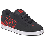 DC-Shoes-NET-kengat-mustapunainen