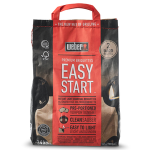 42-0325 | Weber® Easy Start Puuhiilibriketit