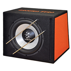"47-2818 | Ground Zero Iridium GZIB1.300BR 12"" koteloitu subwoofer 350W RMS"