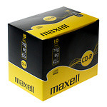 Maxell-CD-R-levy-52x-700MB80min-JewelCase-10kpl