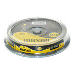 Maxell-CD-R-levy-52x-700MB80min-Cakebox-10kpl