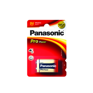 47-7100 | Panasonic Pro Power 9v Paristo 1kpl