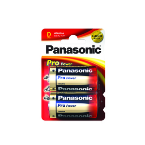 47-7102 | Panasonic Pro Power D/R20 Paristo 2kpl
