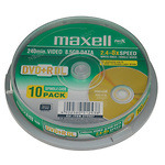 Maxell-DVDR-85gb-Dual-layer-10kpl-Cakebox