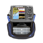 Lowrance-Hook-5-Ice-Machine-kaikuluotainGPS-karttaplotteri