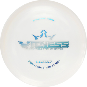 53-0047 | Dynamic Discs Lucid Witness draiveri