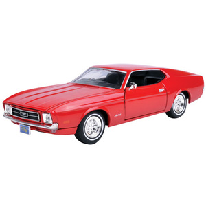 53-2006 | Ford Mustang Sportsfoof  1971 pienoismalli 1:24