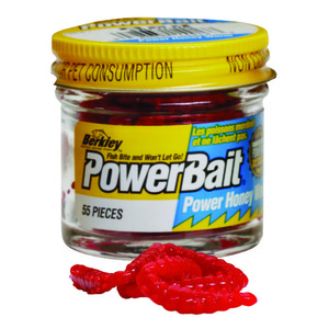 54-3977 | Berkley PowerBait honey toukat punainen