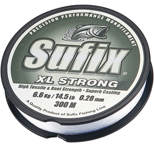 54-8569 | SUFIX XL STRONG 600M 0,60 MM/27,3KG KIRKAS COPOLYMEERISIIMA