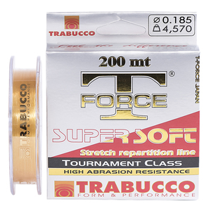 54-8651 | Trabucco T-Force Super Soft 0,15 200m