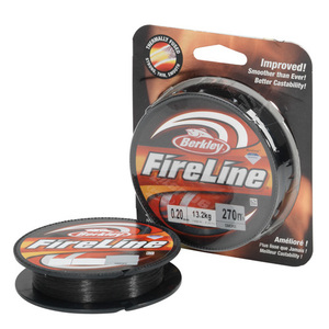 56-4149 | Berkley FireLine kuitusiima 0,15mm 7,9kg 110m Smoke