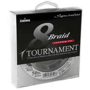 56-4190 | Daiwa Tournament 8Braid kuitusiima 0,10 135m