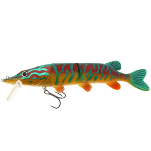 56-7297 | Westin Mike the Pike 280 mm 185g Low Floating Crazy Parrot Special