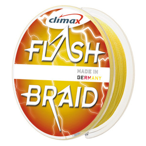 56-9619 | Climax Flash Braid kuitusiima 100m 0,12mm / 7,5kg
