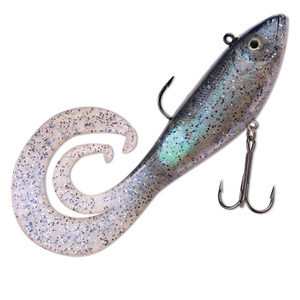 56-9772 | Storm Split Tail Seeker Shad 8'' 80g BPS