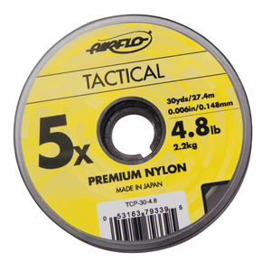 57-0866 | Airflo Tactical perukesiima 27.4m 0.235mm 4.7kg