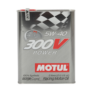 59-2052 | Motul 300V Power 5W-40 2l EsterSynt