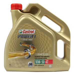 59-3040 | MP Castrol Power1 Racing 10W-50 täyssynteettinen 4 L
