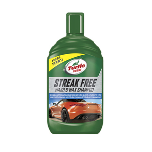 60-2263 | Turtle Streak Free Wash & Wax 500 ml