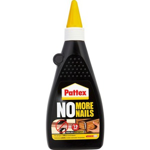 60-5390 | Pattex No More Nails Wood puuliima 200g