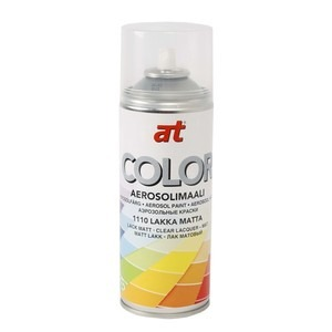60-9413 | AT-Color matta alkydilakka 400ml
