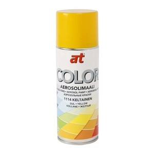 60-9414 | AT-Color spraymaali keltainen 400ml