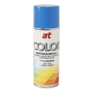 60-9416 | AT-Color spraymaali sininen 400ml