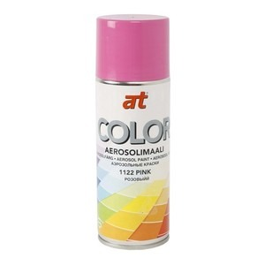60-9420 | AT-Color spraymaali pinkki 400ml