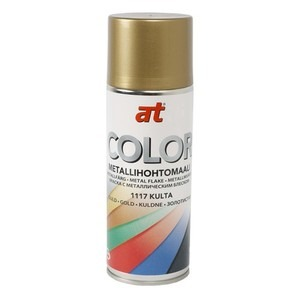 60-9429 | AT-Color Metallihohtomaali kulta 400 ml