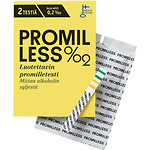 Promilless-promilletesti-2-kpl