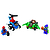 80-00292 | LEGO® Marvel Super Heroes 76064 Mighty Micros: Spider-man vs. Vihreä Menninkäine