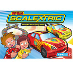 Scalextric-My-First-autorata-muuntajalla