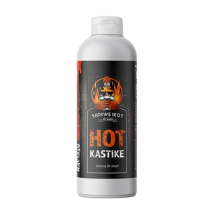 85-00082 | Poppamies Siipiweikot Hot Wings hot 0,5 l