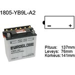 Euroglobe-MP-akku-12V-9Ah-YB9L-A2-P137xL76xK141mm