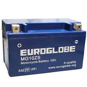 "90-0049 | Euroglobe GEL-akku 12V 8,6Ah ""MG10ZS"" (P150xL87xK93mm)"