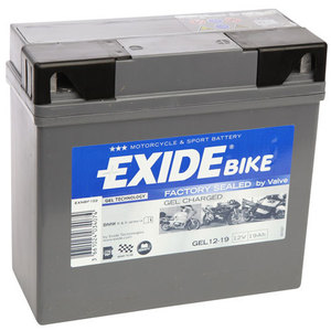 90-0409 | Exide MP-akku 80019 12V 19Ah (GEL 12-19)