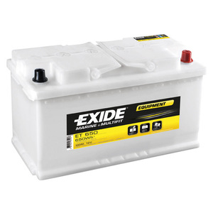 90-9410 | Exide Equipment ET650 100Ah/800A akku P353xL175xK190
