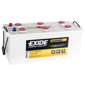 90-9411 | Exide Equipment ET1300 180Ah/900A akku P515xL225xK225