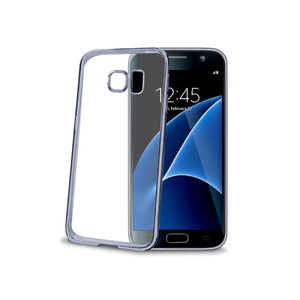 95-00027 | Celly Laser -suojakuori Samsung Galaxy S7, hopea BCLGS7DS