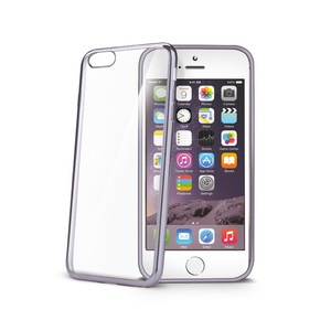 95-00029 | Celly Laser -suojakuori iPhone 6s/6, hopea