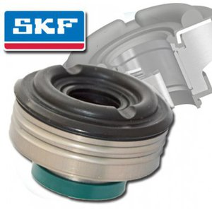 98-28521 | SKF iskunvaimentimen tiivisteholkki SHOWA NEW SUZUKI - Shaft 18/16 mm - Piston 5